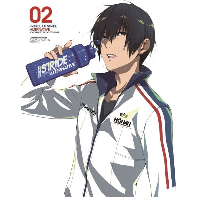 Prince of Stride: Alternative 02