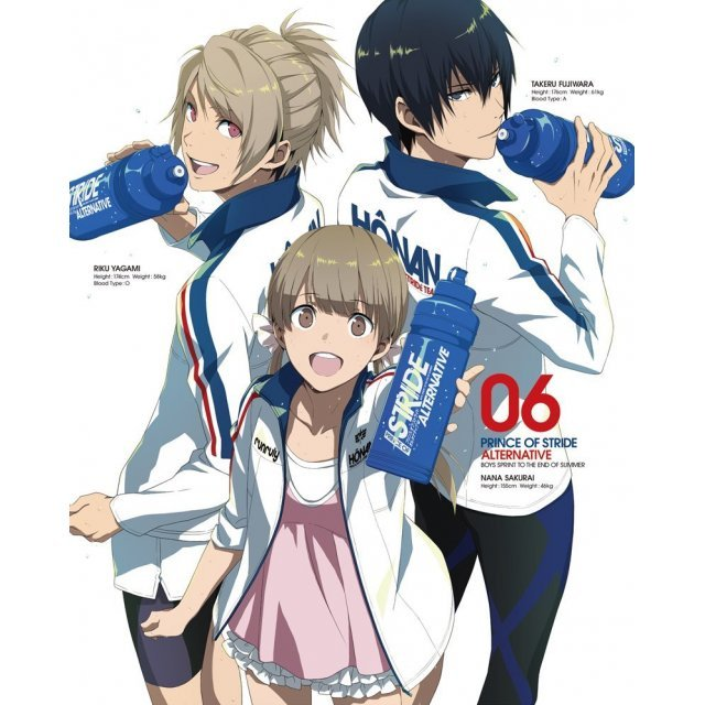 Prince of Stride: Alternative 06