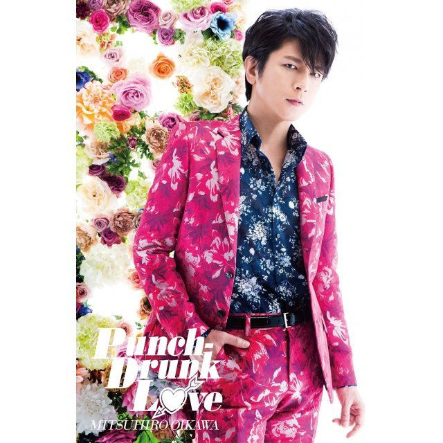 Punch-Drunk Love [CD+DVD+Photo Book Limited Edition Type A]