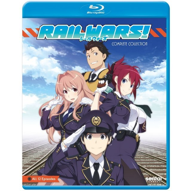 Rail Wars!: Complete Collection