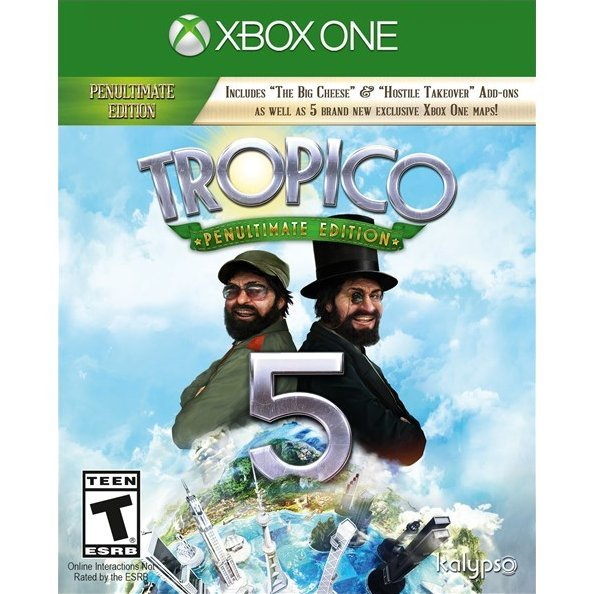 Tropico 5 [Penultimate Edition]