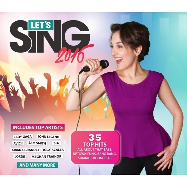 Let's Sing 2016 (Steam)