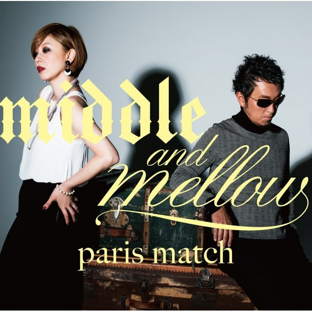 Middle and Mellow of Paris Match