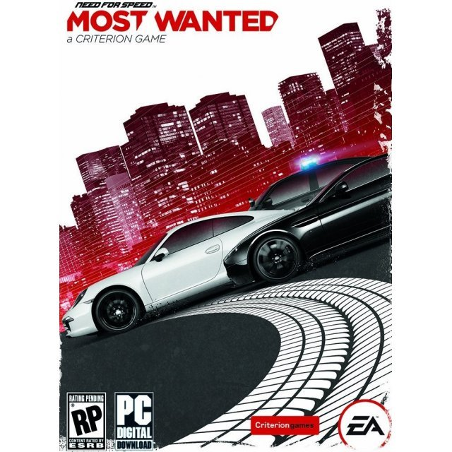 Need for Speed: Most Wanted - A Criterion Game [EN] (Origin)