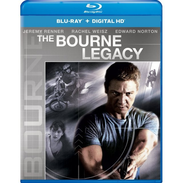 The Bourne Legacy [Blu-ray+Digital HD]