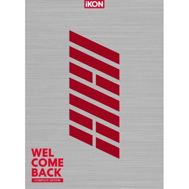 Welcome Back - Complete Edition [2CD+BD Limited Edition]