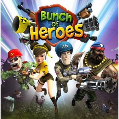 Bunch of Heroes (Steam)