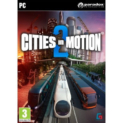 Cities in Motion 2 (Steam)
