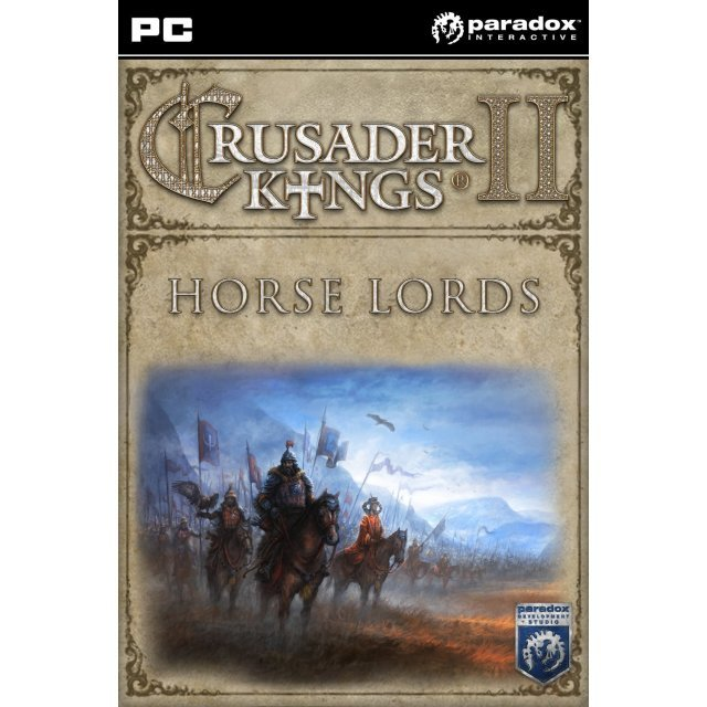 Crusader Kings II: Horse Lords [DLC] (Steam)