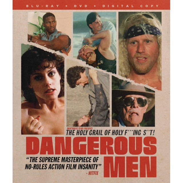 Dangerous Men [Blu-ray+DVD+Digital Copy]