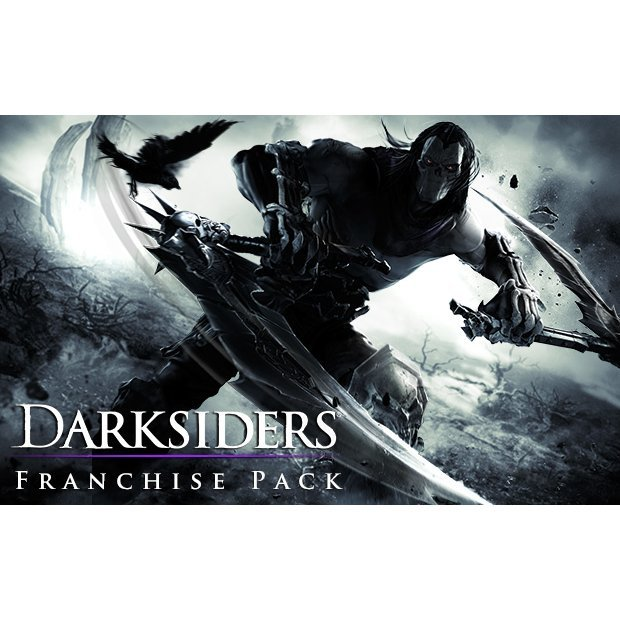Darksiders Franchise Pack 2015 (Steam)