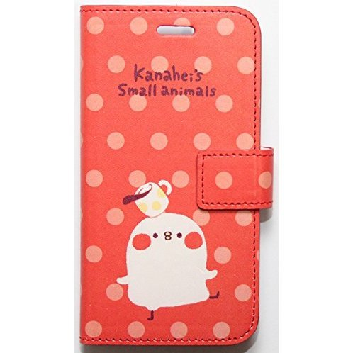 Kanaheis Small Animals Book Type Smartphone Case for iPhone6/6S: Bird