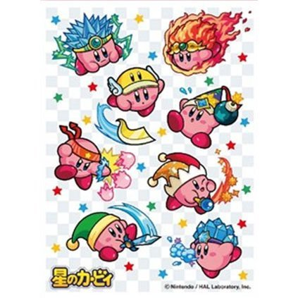 Kirbys Dream Land Character Sleeve: Copy Ability