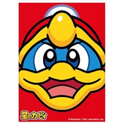 Kirbys Dream Land Character Sleeve: King Dedede