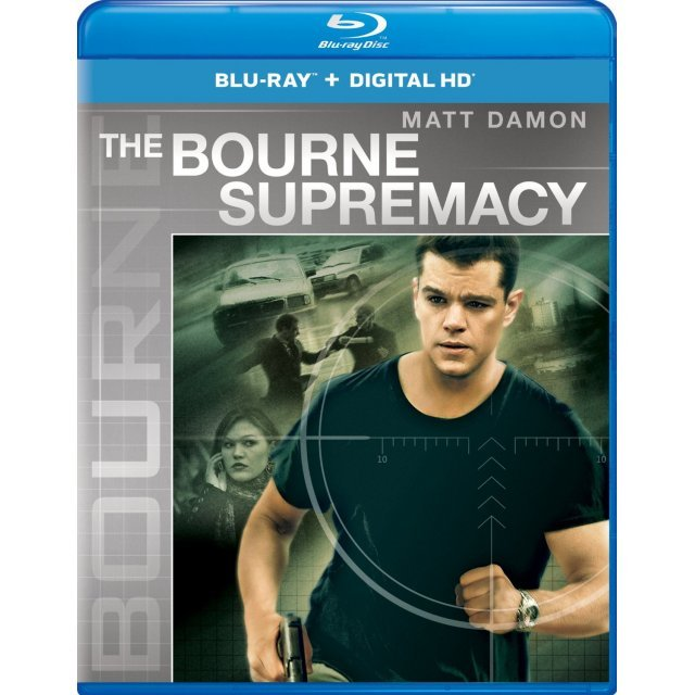 The Bourne Supremacy [Blu-ray+Digital HD]