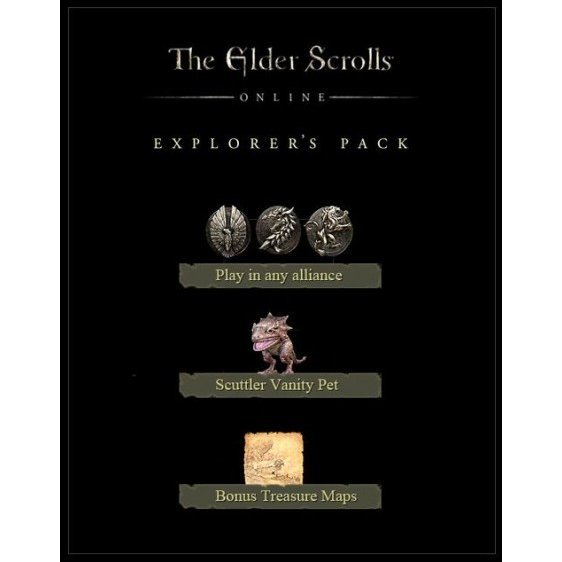 The Elder Scrolls Online - Explorer's Pack [DLC]