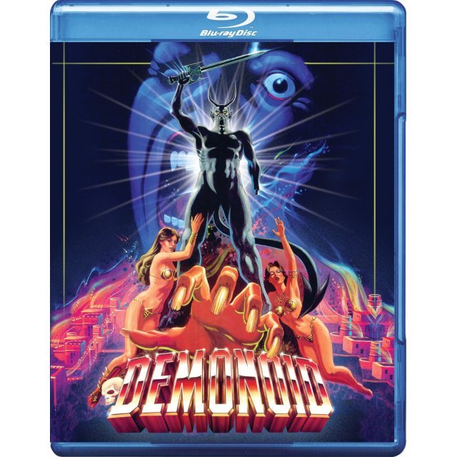 Demonoid [Blu-ray+DVD]