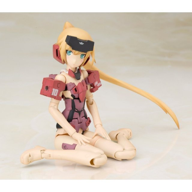 Frame Arms Girl: Jinrai (Fresh Skin Limbs Append) [KOTOBUKIYA Limited Ver.]