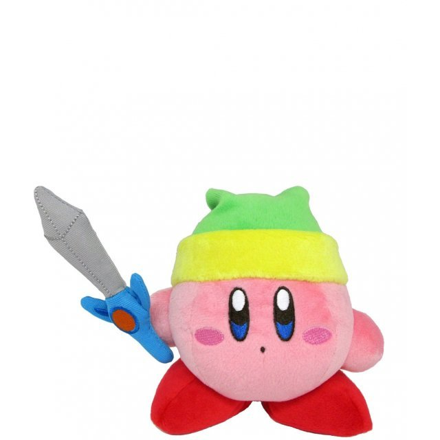 Kirby's Dream Land All Star Collection Plush: Sword Kirby