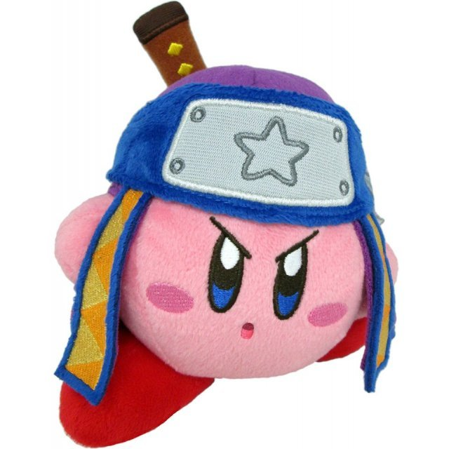 Kirby's Dream Land All Star Collection Plush: Ninja Kirby