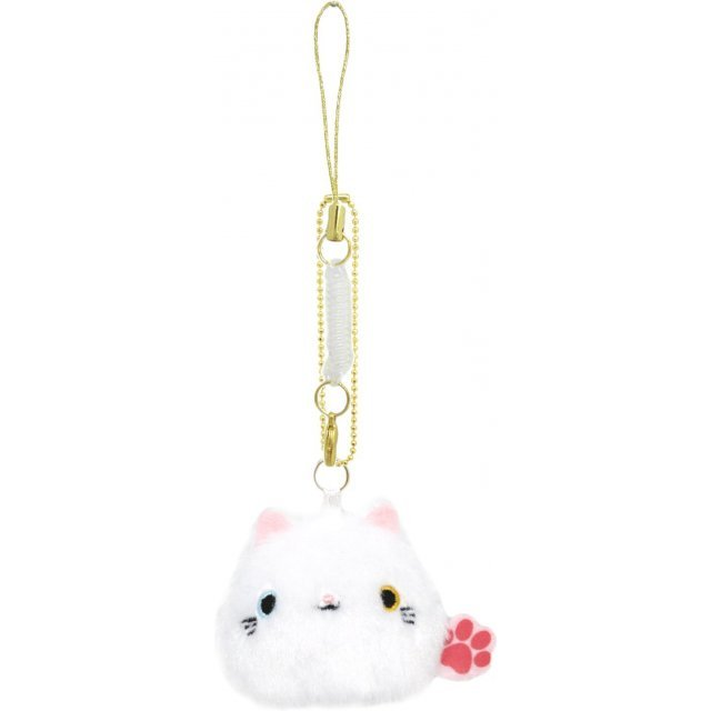 Neko Dango Strap: Odd Eyes