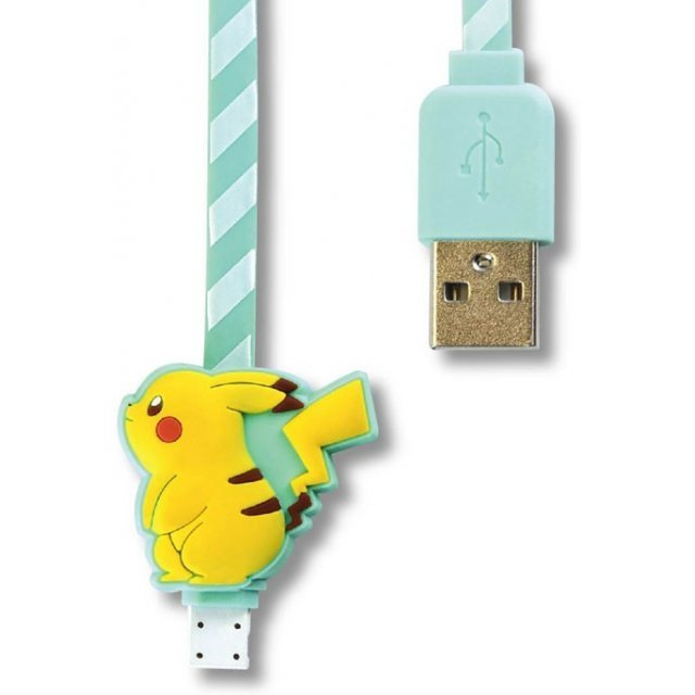 Pokemon Lightning Compatible Charging Cable: Pikachu