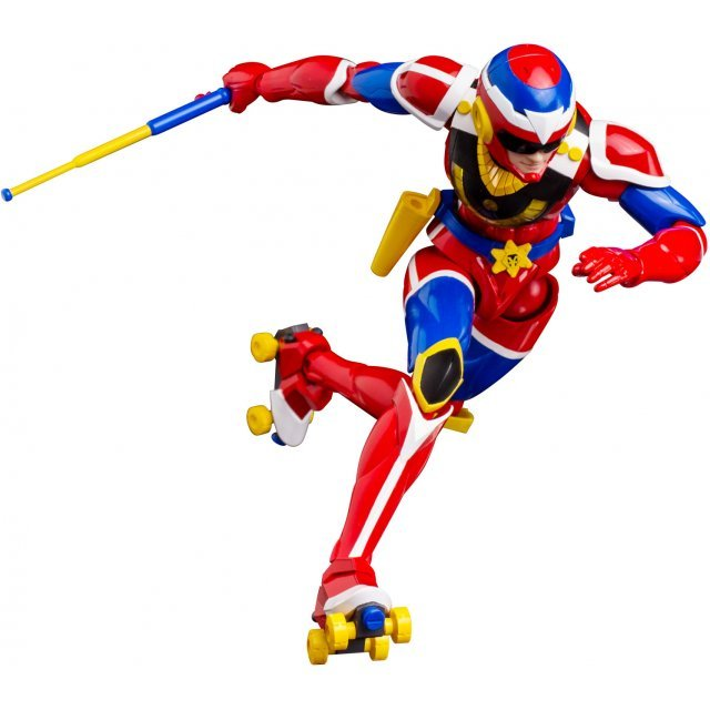 Tatsunoko Heroes Fighting Gear Muteking The Dashing Warrior: Muteking