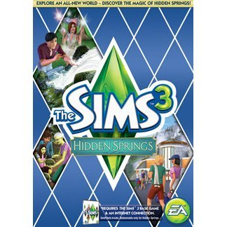 The Sims 3: Hidden Springs (Origin)