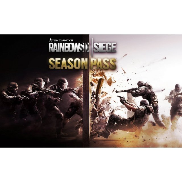Tom Clancy's Rainbow Six Siege - Season Pass [DLC]