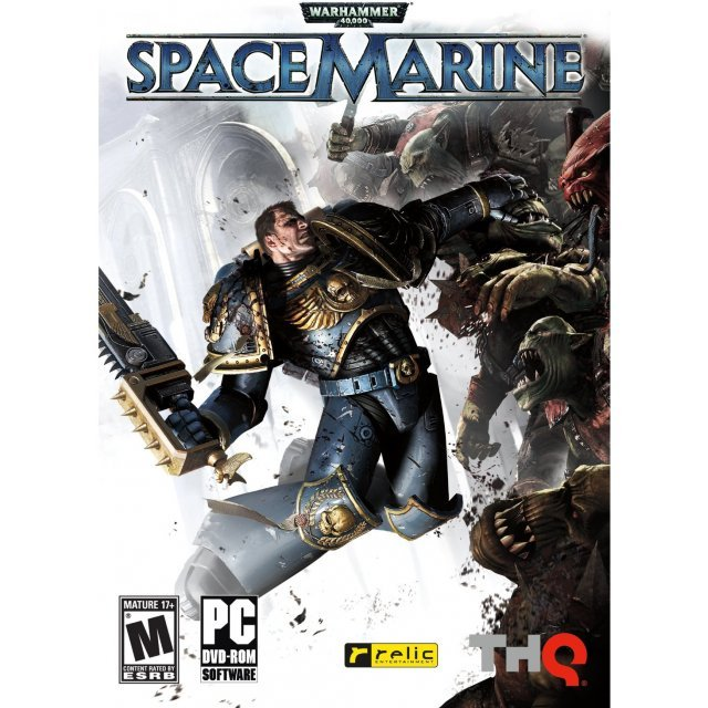 Warhammer 40,000 - Space Marine (Steam)
