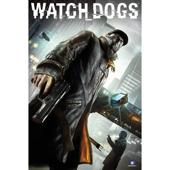 Watch Dogs (incl. The Untouchables Pack DLC)