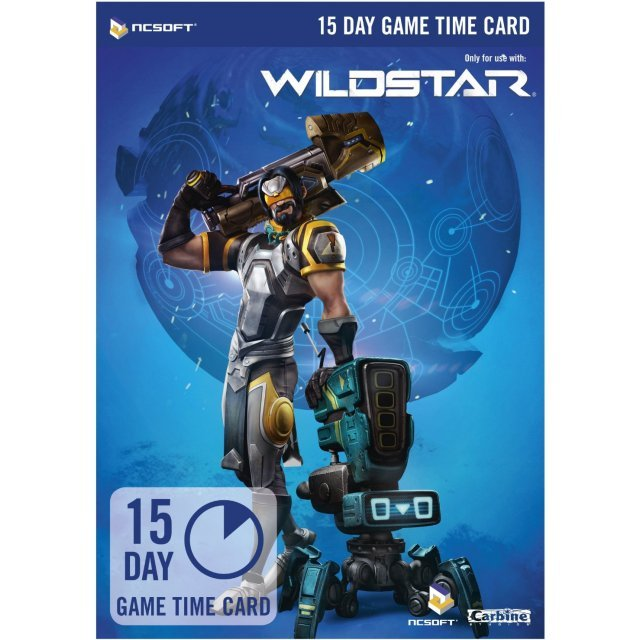 Wildstar 15 Day Time Card