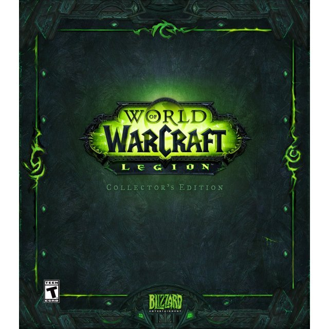 World of Warcraft: Legion [Collector's Edition]