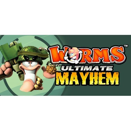 Worms Ultimate Mayhem (Steam)