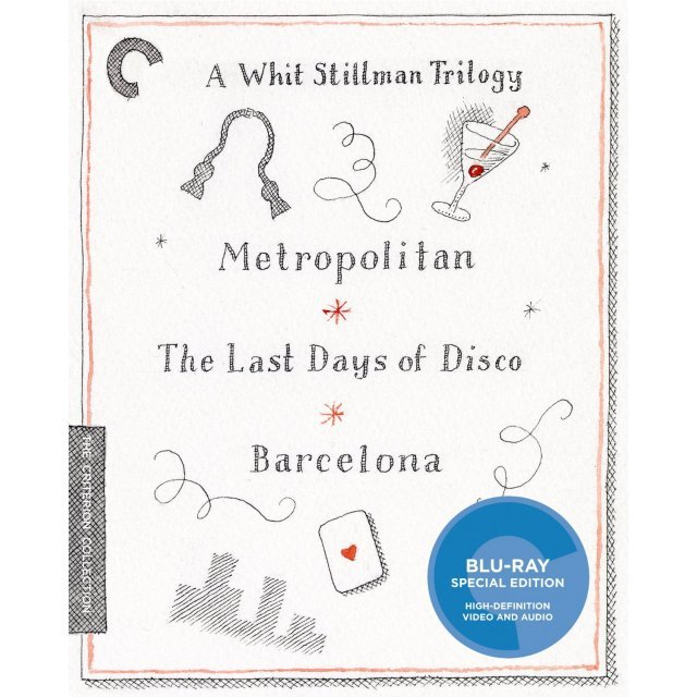 A Whit Stillman Trilogy: Metropolitan / Barcelona / The Last Days of Disco