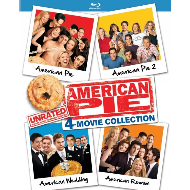 American Pie: 4-Movie Collection (Unrated)