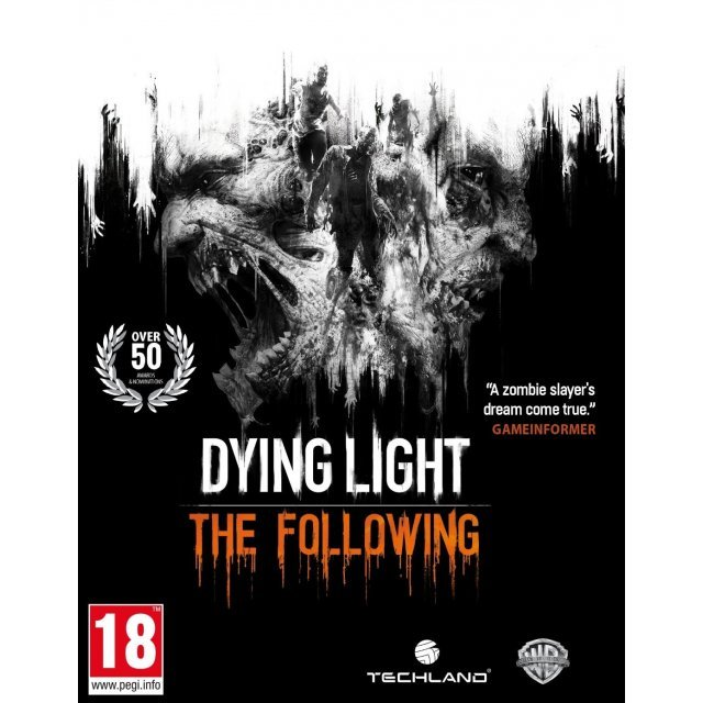 Dying Light: The Following [DLC] (Steam)