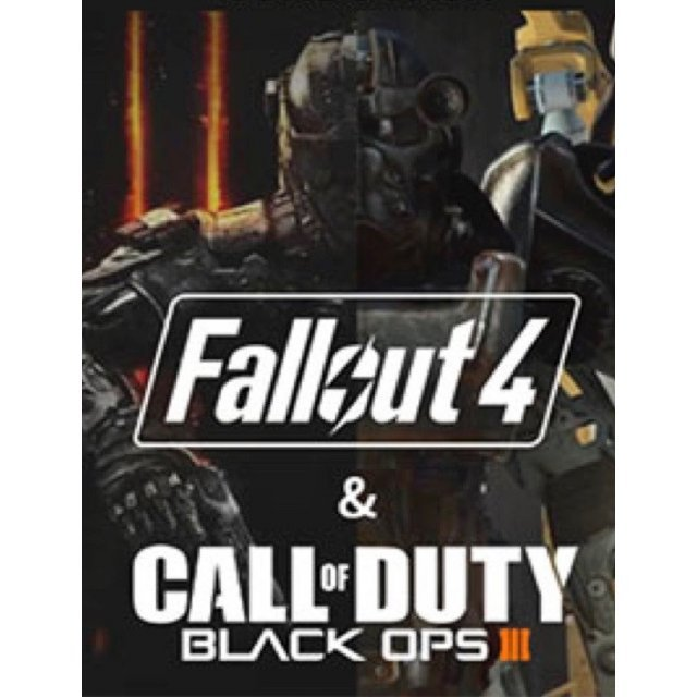 Fallout 4 + Call of Duty: Black Ops III Combo Pack (Steam)