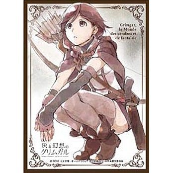 Grimgar of Fantasy and Ash Character Sleeve: Yume