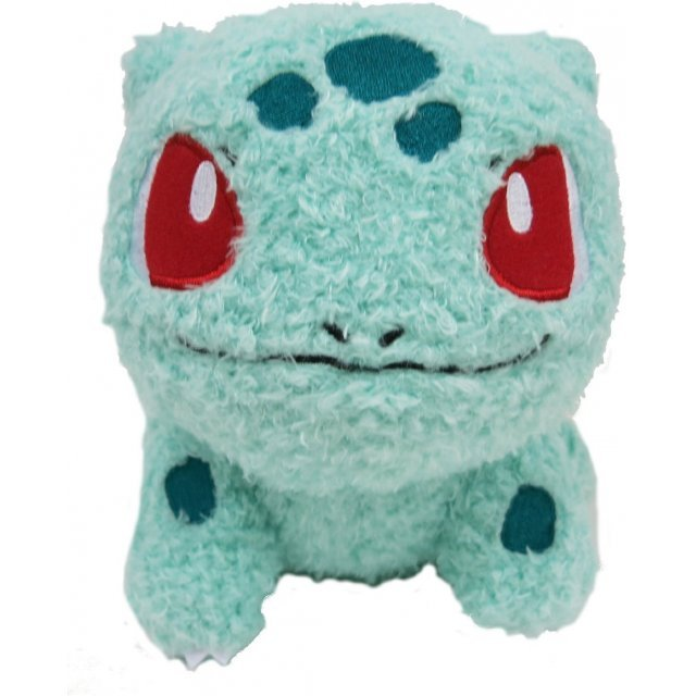 Pokemon Mokomoko Plush: Bulbasaur