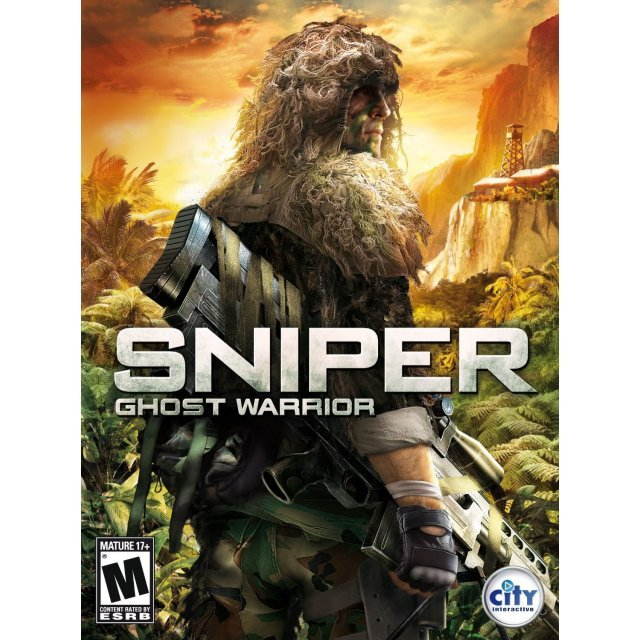 Sniper: Ghost Warrior (Steam)