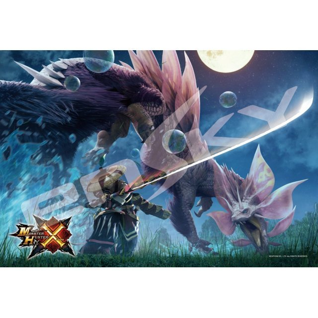 Monster Hunter X 300 Piece Jigsaw Puzzle: Houkoryuu Tamamitsune