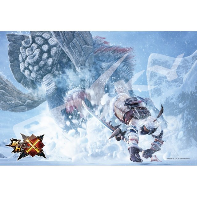 Monster Hunter X 300 Piece Jigsaw Puzzle: Kyojuu Gamuto