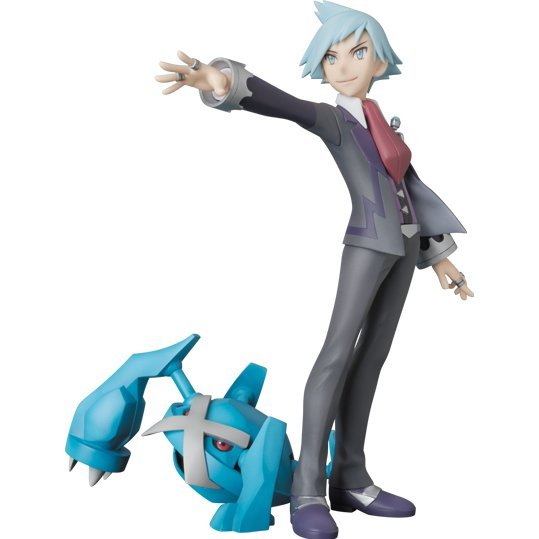 Pokemon Perfect Posing Products: Steven