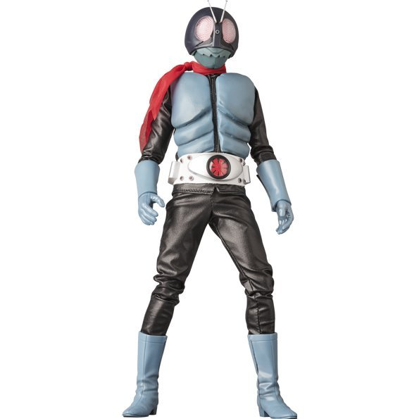 Real Action Heroes No. 750 Kamen Rider 1/6 Scale Action Figure: Kamen Rider 1 Ultimate Edition