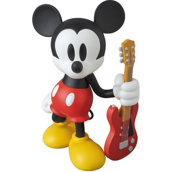 Vinyl Collectible Dolls: Mickey Mouse Guitar Ver.