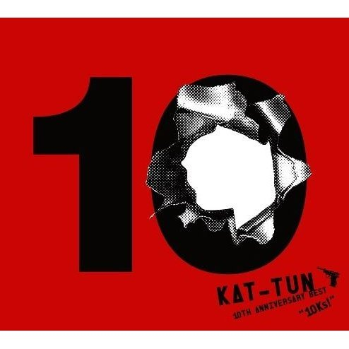 10th Anniversary Best - 10Ks! [3CD Limited Pressing Type 1]