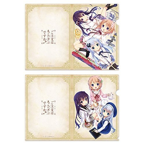 Gochumon wa Usagi Desu ka? Clear File Set B (Re-run)