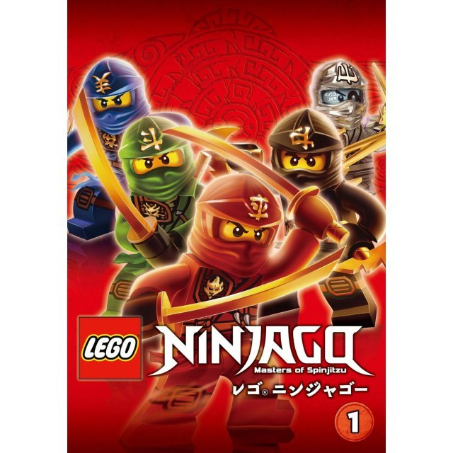 Lego Ninjago: Masters Of Spinjitzu Vol.1