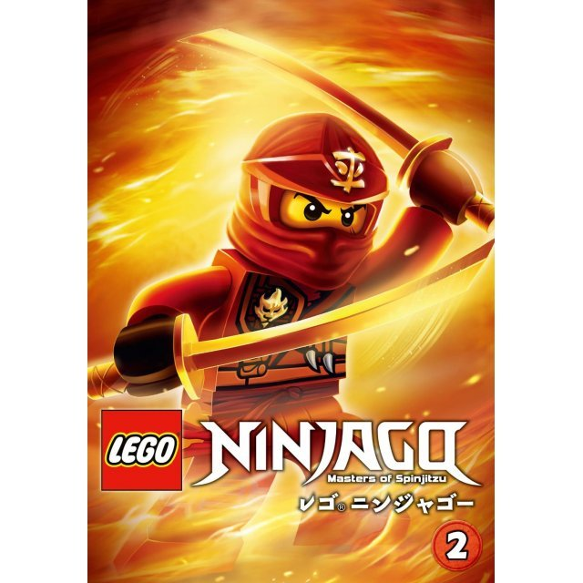 Lego Ninjago: Masters Of Spinjitzu Vol.2